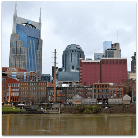 Nashville TN City Guide featuring things to do, restaurants, shows, sports, discounts, and more