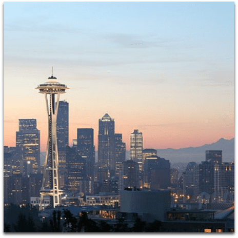 Seattle WA City Guide featuring things to do, restaurants, shows, sports, discounts, and more