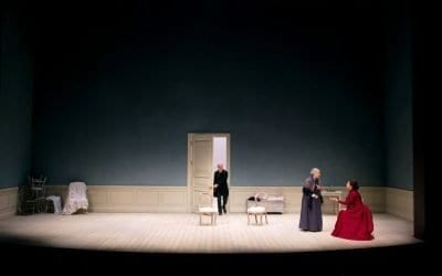 Onstage for A Doll's House Part 2