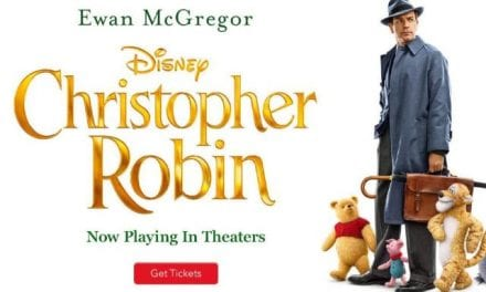 Christopher Robin Movie Giveaway