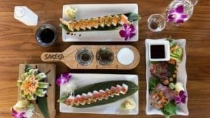 New St. Petersburg Asian restaurant Saké 23 isn\'t drippin\' in finesse, but it certainly delivers