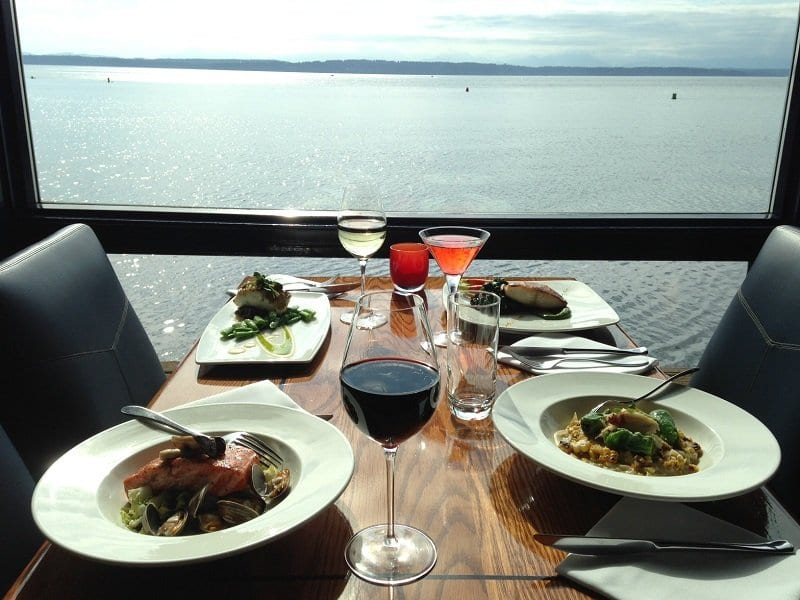 Ray\'s Boathouse in Seattle