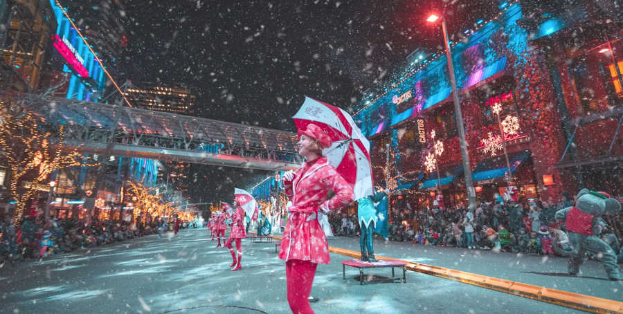 Seattle Christmas Events