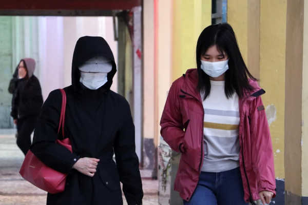 Coronavirus masks in South Korea, Coronavirus social distancing