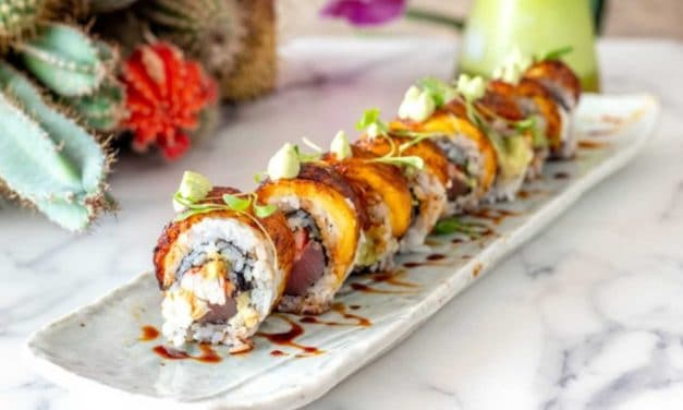Where's the Best Sushi in Boston?