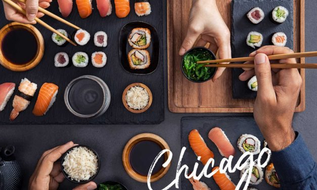 Are You Looking for the Best Sushi in Chicago?