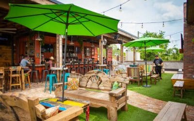 Outdoor Dining in Orlando is More Than Food Trucks