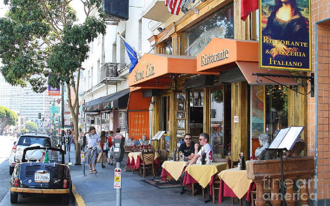 70 Hotspots for Outdoor Dining San Francisco Style
