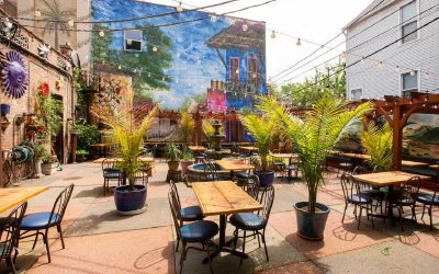 Dinner and Drinks at the Best Outdoor Restaurants in Chicago