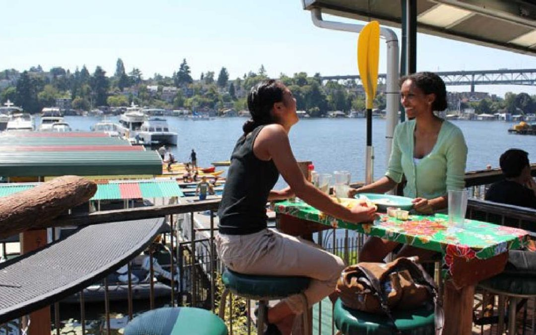 More Than 50 Places to Enjoy Outdoor Dining in Seattle