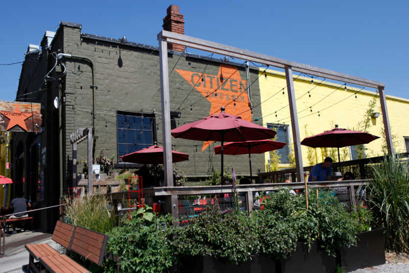 Outdoor Dining Seattle