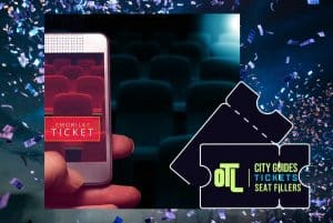 OTL City Guides Tickets, ticket sales, sell tickets, event tickets