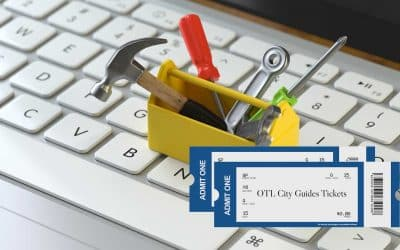 Cutting Edge Ticketing Tools – Sell, Send, and Scan!