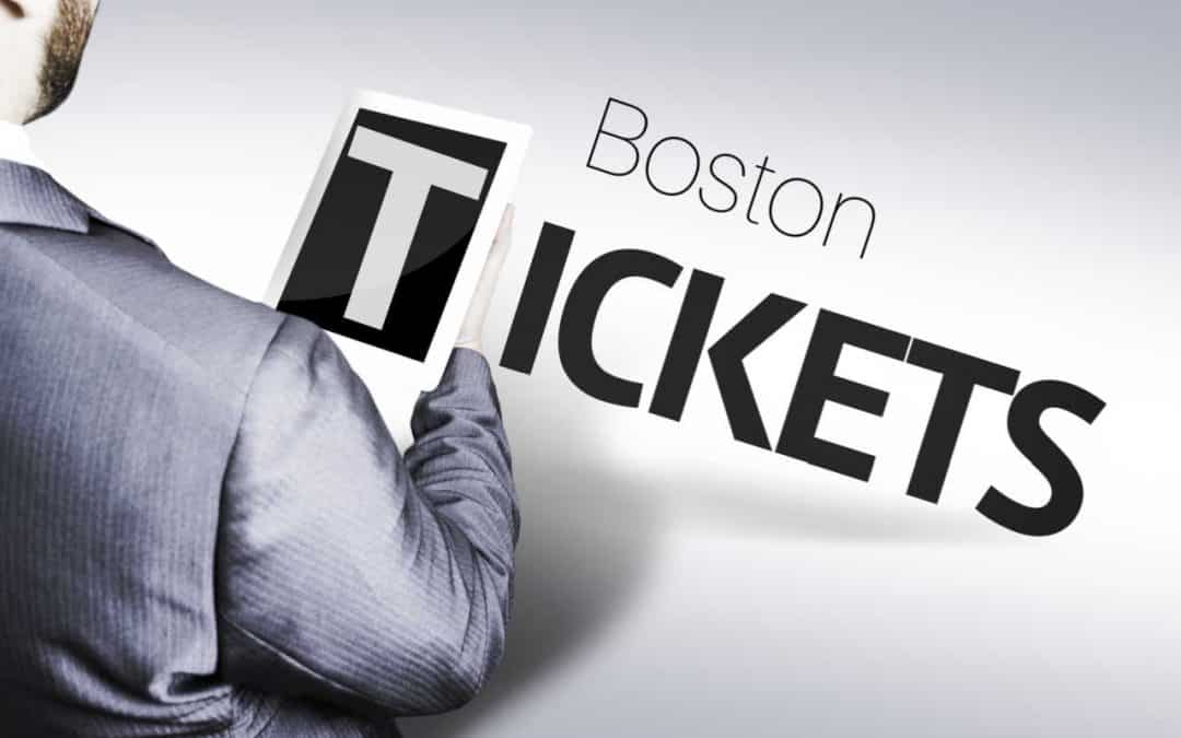 New Boston Ticketing Tools – Mobile and Touchless!
