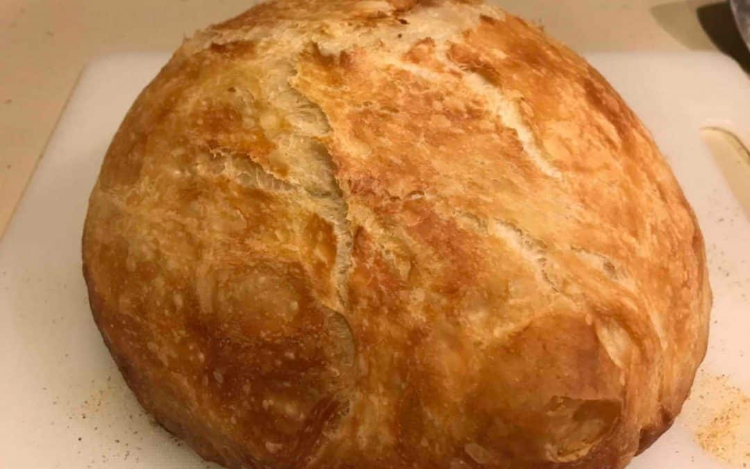 How to Make Homemade Bread Like NY Bakeries – But So Much Easier!