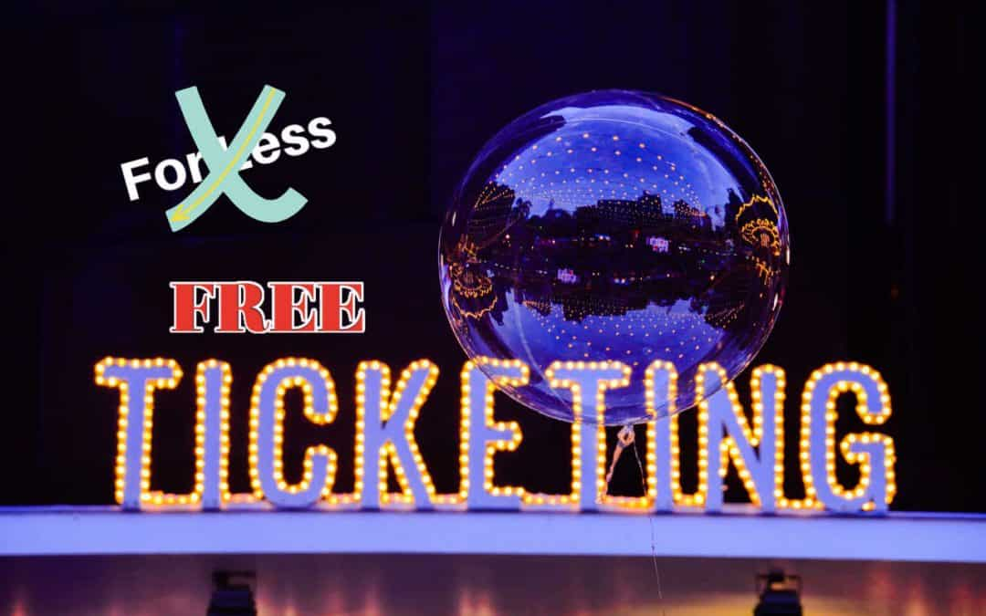 Ticketing for Less? We'll Go You One Better!